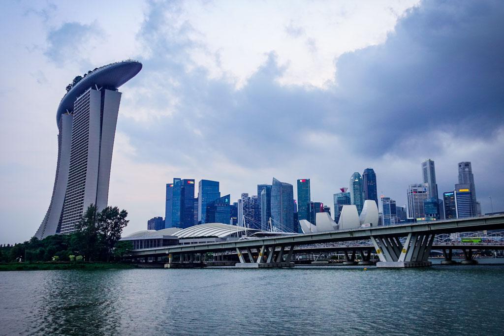 Семь мест, с которых нужно взглянуть на Сингапур сверху