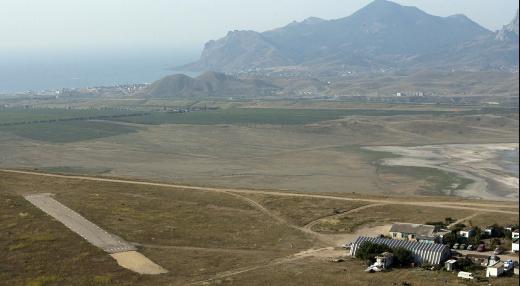 В отрезанном Украиной от воды Крыме объявлена ЧС из-за засухи