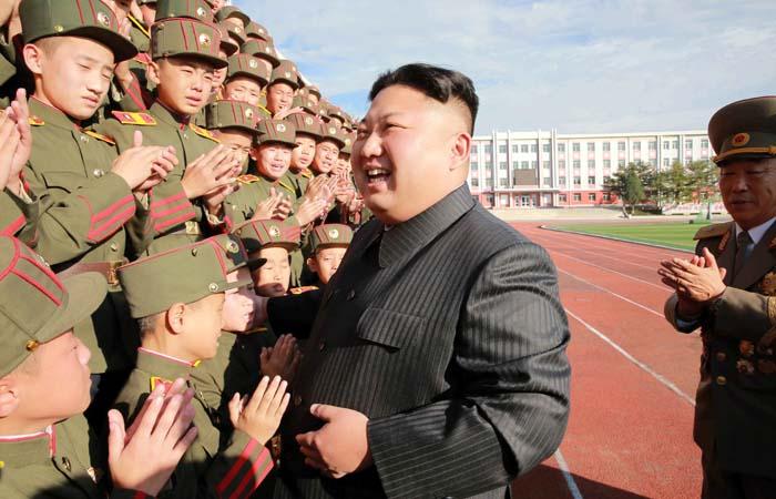 КНДР провели тренировочную эвакуациию: если завтра война…
