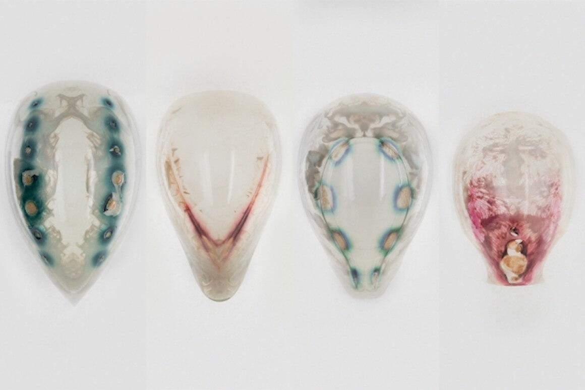 На 3D-принтере можно напечатать украшения, состоящие из красивых бактерий