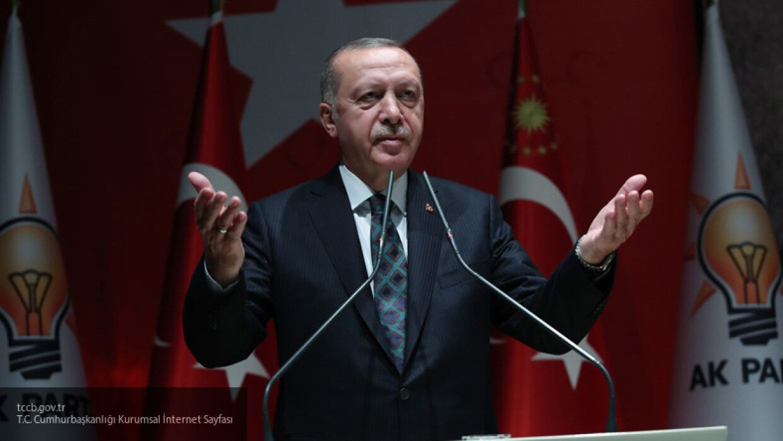 Эрдоган может лишиться власти из-за сотрудничества с террористами