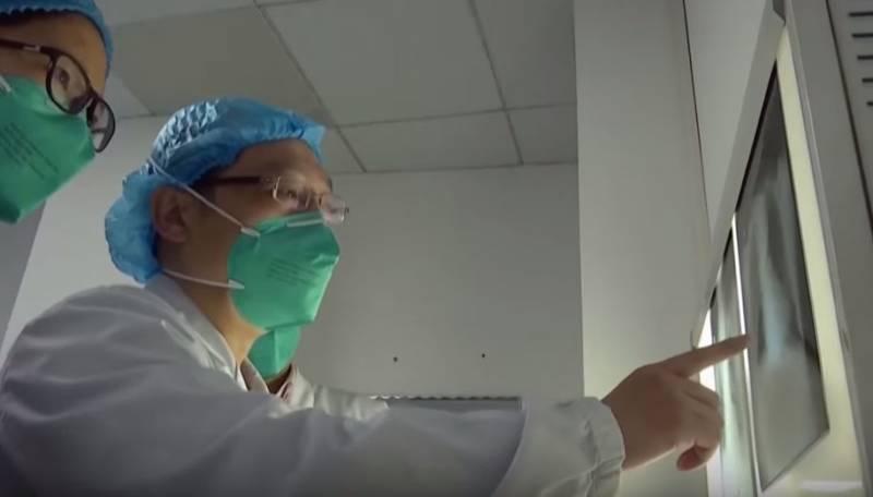Китайский коронавирус: правда и мифы геополитика