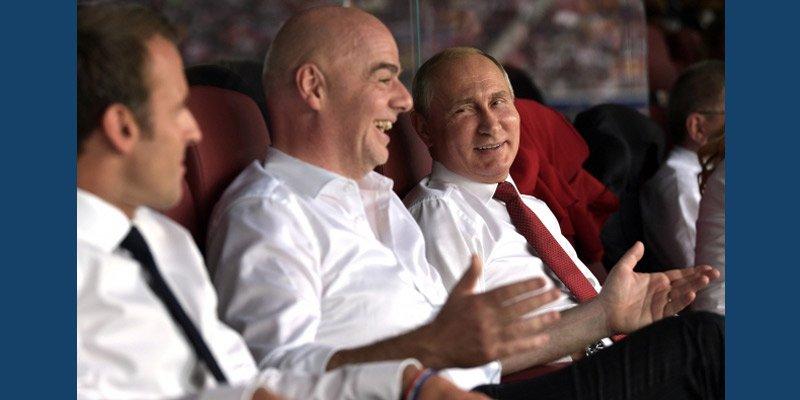 Французские СМИ о чемпионате мира: «Победил Путин, а не мы»