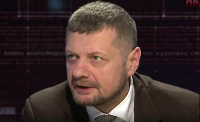 """Мосийчук угрожает Грэму Филлипсу расправой за """"осквернение"""" могилы Бандеры"""