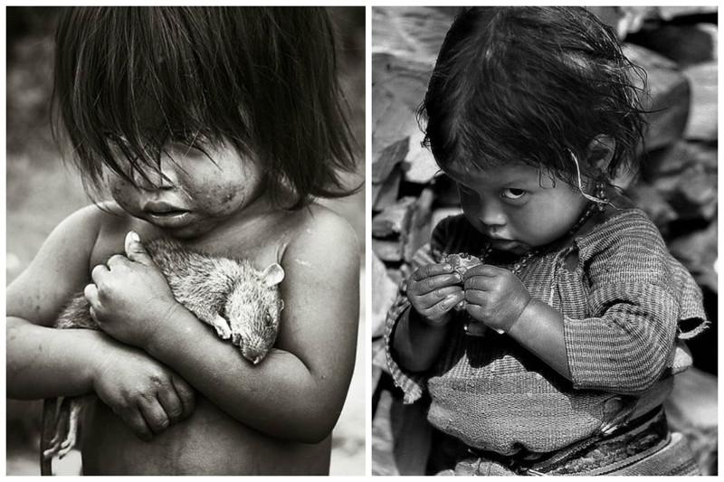 Предупреждаем тех, чья душа еще не очерствела - эти фото потрясут вас! бедность, война, дети, жизнь, кошмар, мир, фотографии