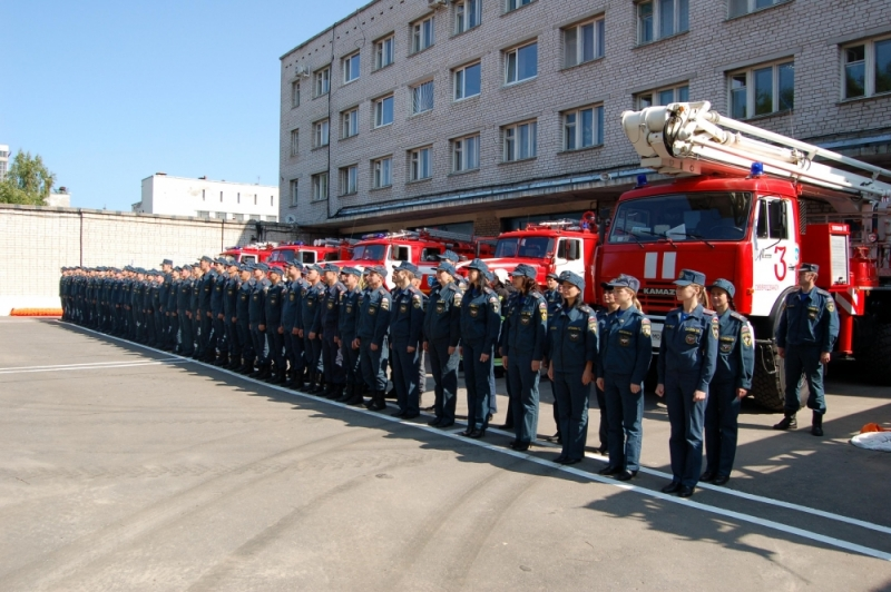 Поздравления с днем образования специальной пожарной охраны