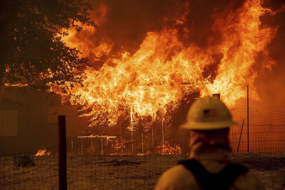 картинки пожаров в городе можете