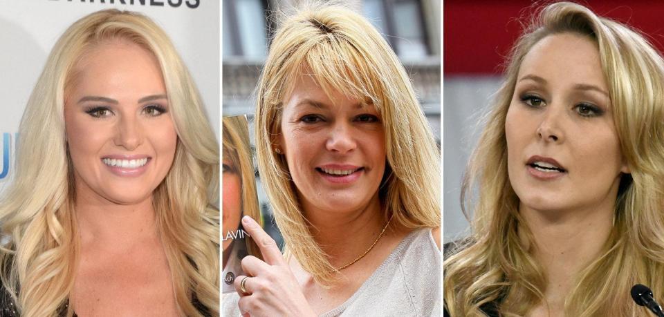 Покраситься в блондинку - эт…