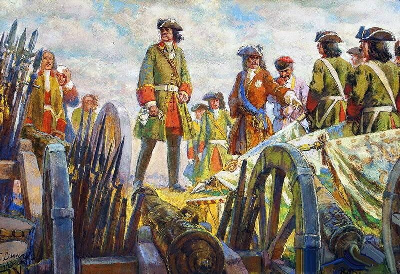Завершение Северной войны