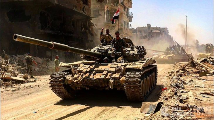 Последние новости Сирии. Сегодня 4 августа 2018