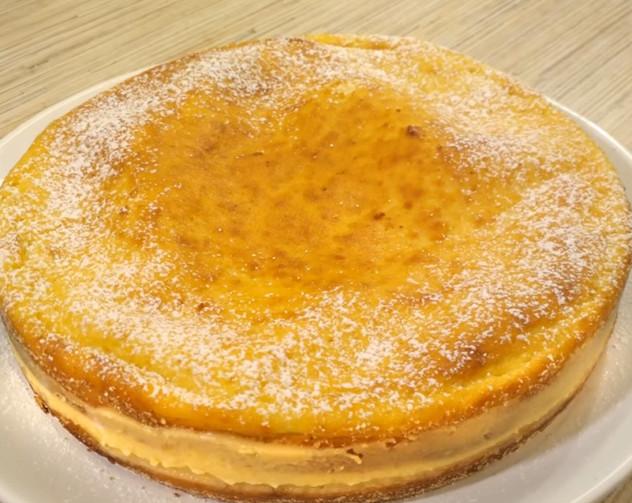 Обалденный творожный пирог с…