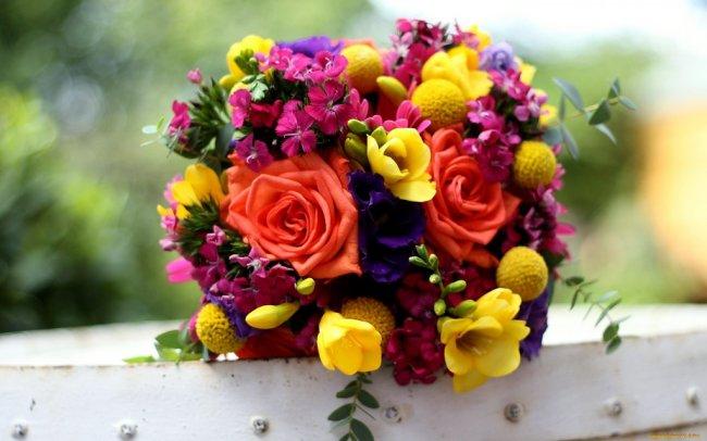 МИР РАСТЕНИЙ. Интересные факты о цветочном букете