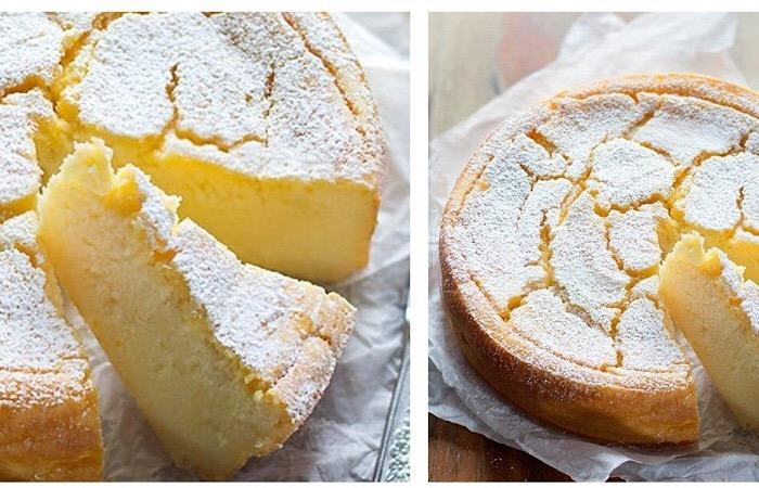 Вкуснейший итальянский треснутый пирог