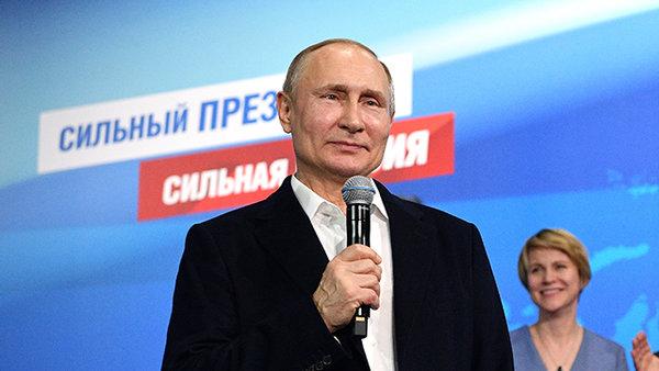 Мировые лидеры поздравляют Владимира Путина с победой на выборах
