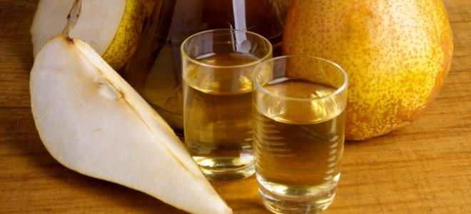 Домашнее вино из груши – простой рецепт