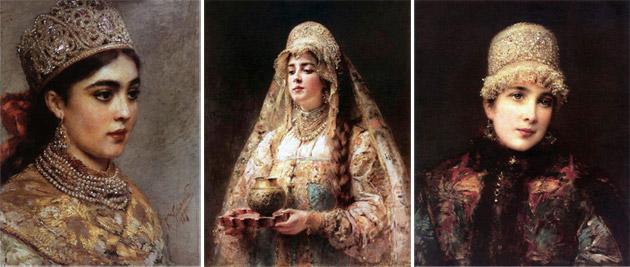 Царские невесты: смотрины в доме Романовых