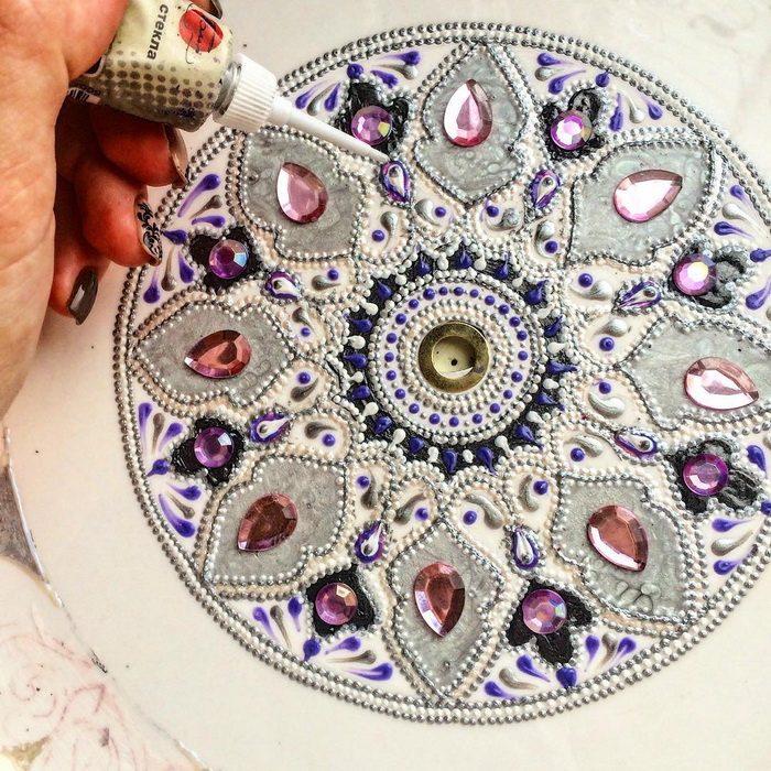 Завораживающие рисунки от мастерицы из Пензы вдохновляемся,роспись