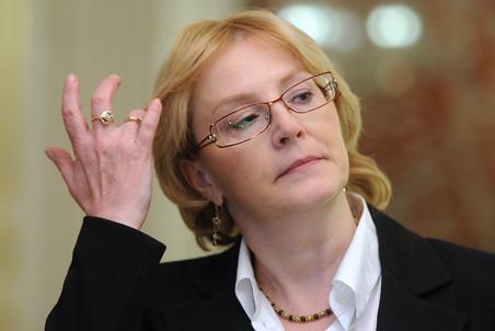 Министр здравоохранения Вероника Скворцова: биография и семья