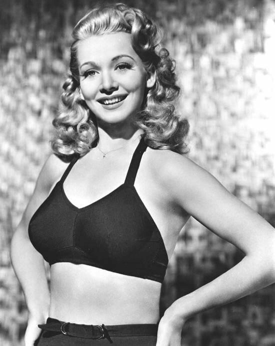 Кэрол Лэндис, 1940 год. история, ретро, фото