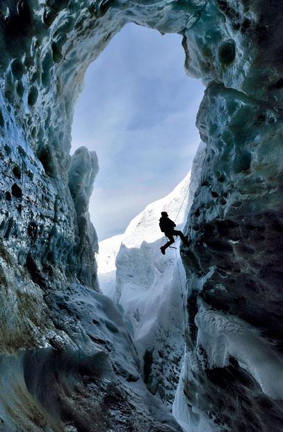 Ледяные пещеры ледника Горнер гид,путешествия,самостоятельные путешествия,туризм