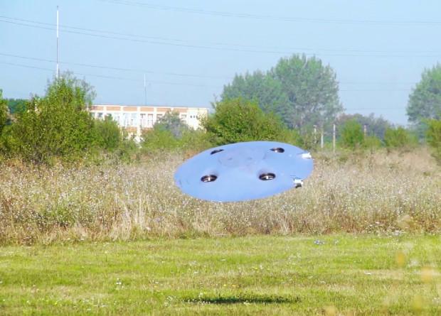 Румыны занялись разработкой сверхзвуковой «летающей тарелки» Авиация