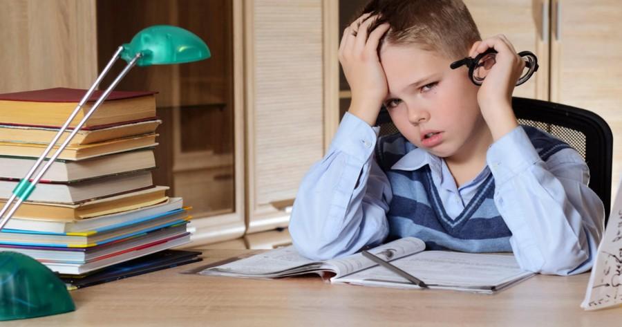 Сын не хочет учиться