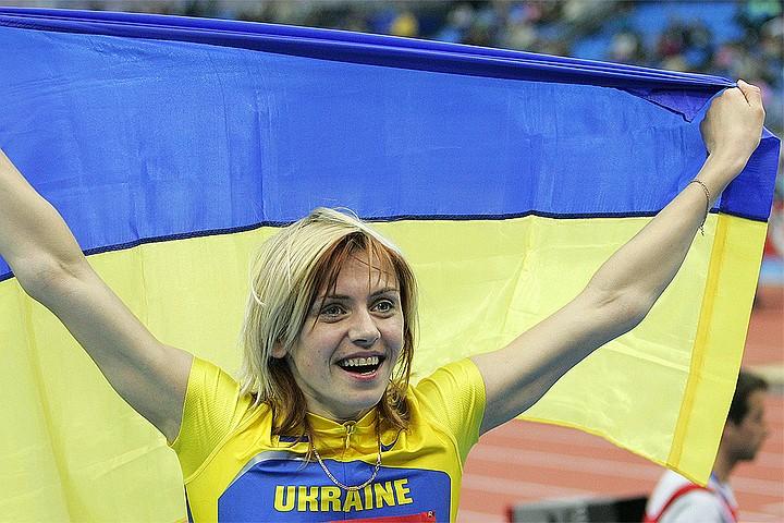 Украина запретила своим спортсменам выступать в России