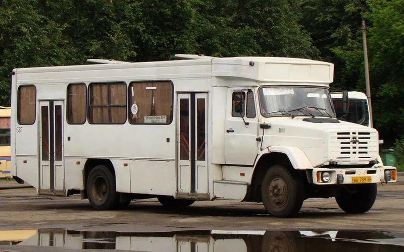 Волга ГАЗ-21 из Победы М-20 и самые странные автобусы