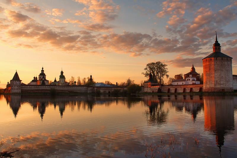 Экскурсия по Вологодской области
