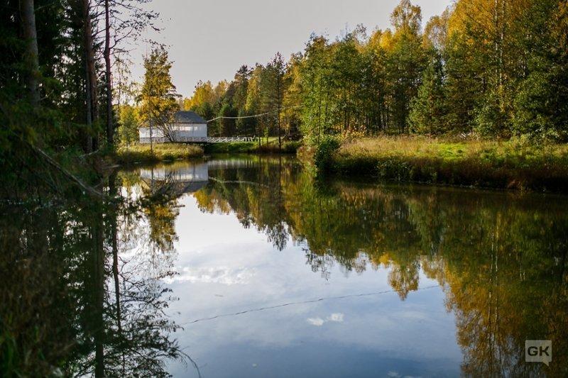 Доброград – первый город, построенный на частные инвестиции Владимирская обл, Доброград, фоторепортаж