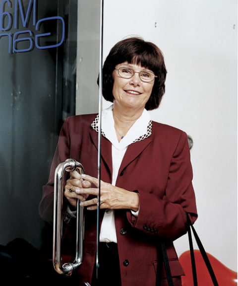 Мэри Эллен Хейс