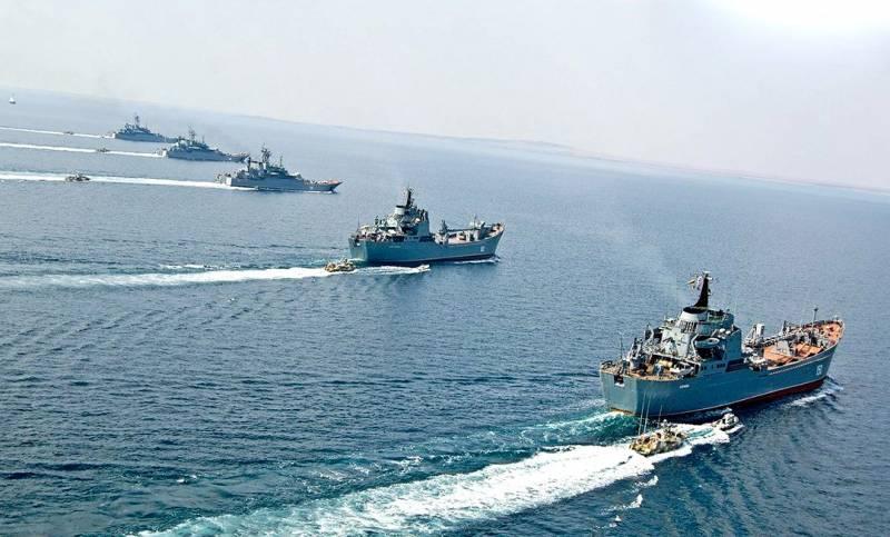 Россия готовится к реваншу в Сирии: что стоит за походом БДК в Черное море Политика