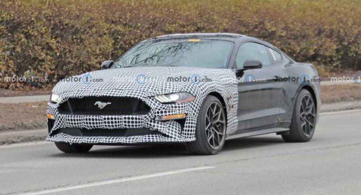 Экс-дизайнер FCA работает над новым Ford Mustang Автомобили