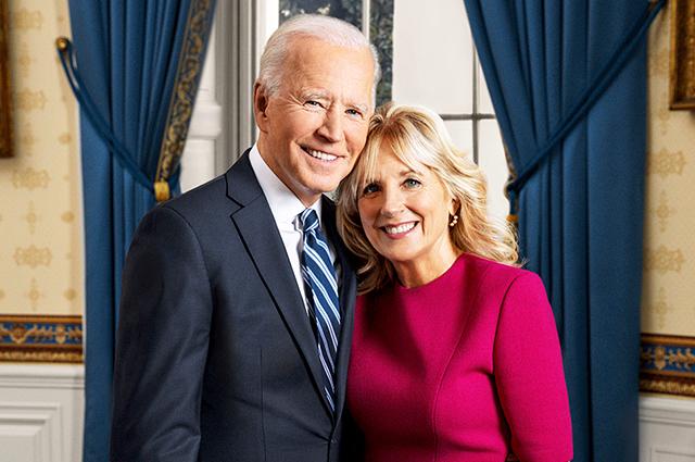 Джо и Джилл Байден дали первое совместное интервью в качестве президента и первой леди США