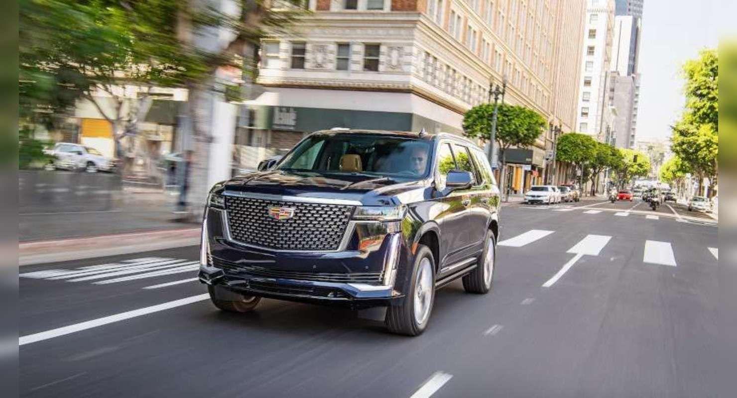 Стоит ли покупать Cadillac Escalade на вторичном рынке Исследования