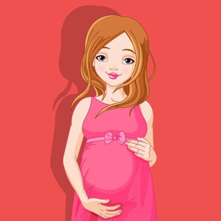 Анекдот про непорочное зачатие молодой девушки