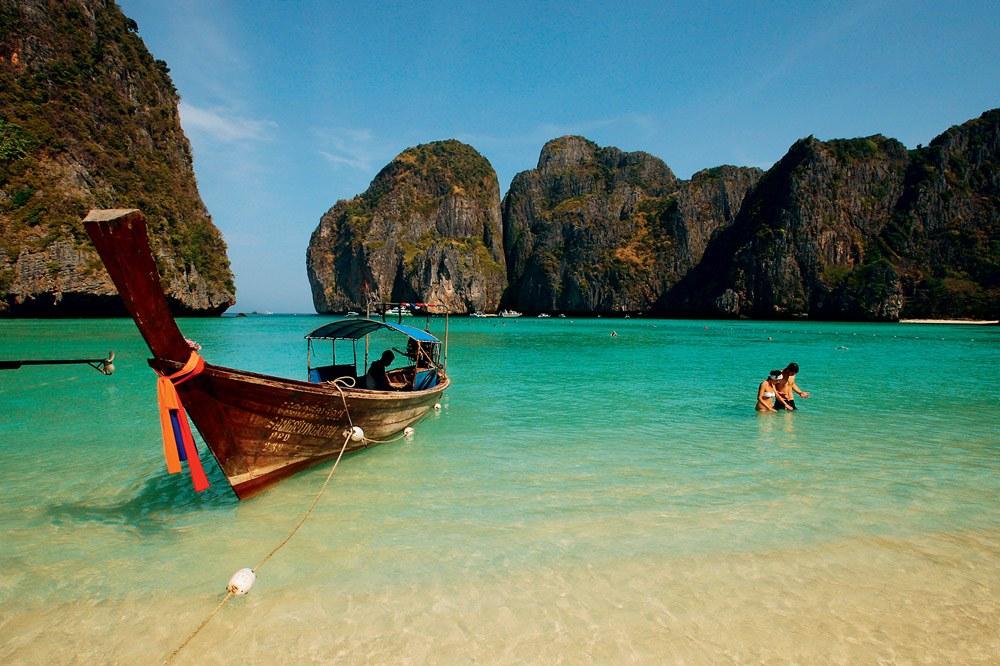 7 самых свободных пляжей Таиланда