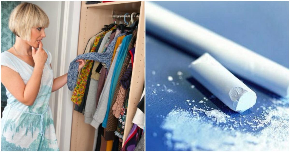 Надоел запах сырости в шкафу? Эффективный способ избавиться от нее существует