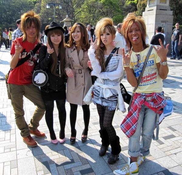Уличная мода Токио во всей красоте