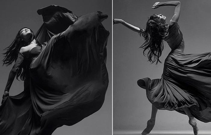 Ожившие скульптуры: 20 фотографий танцоров, которые поражают пластикой и грацией