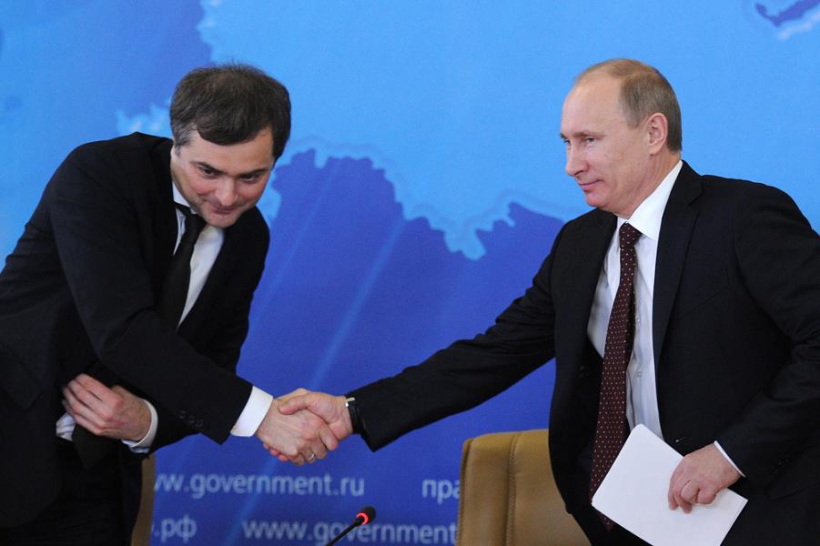 Демократия и «глубинное государство» Владислава Суркова