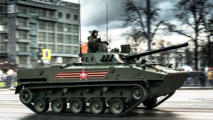 Уникальная БМД-4М.
