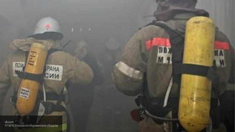 Возгорание в автобусе в аэропорту Внуково ликвидировано