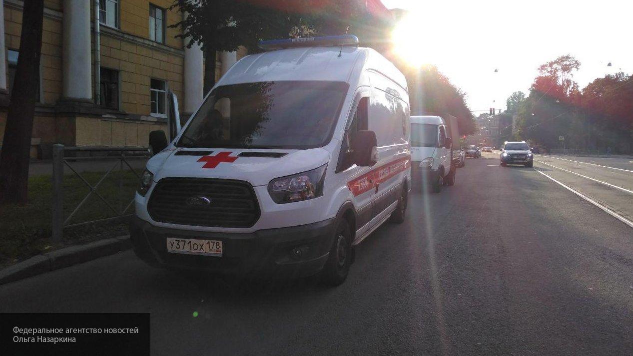 В Оренбурге водитель сбил девушку и скрылся с места ДТП