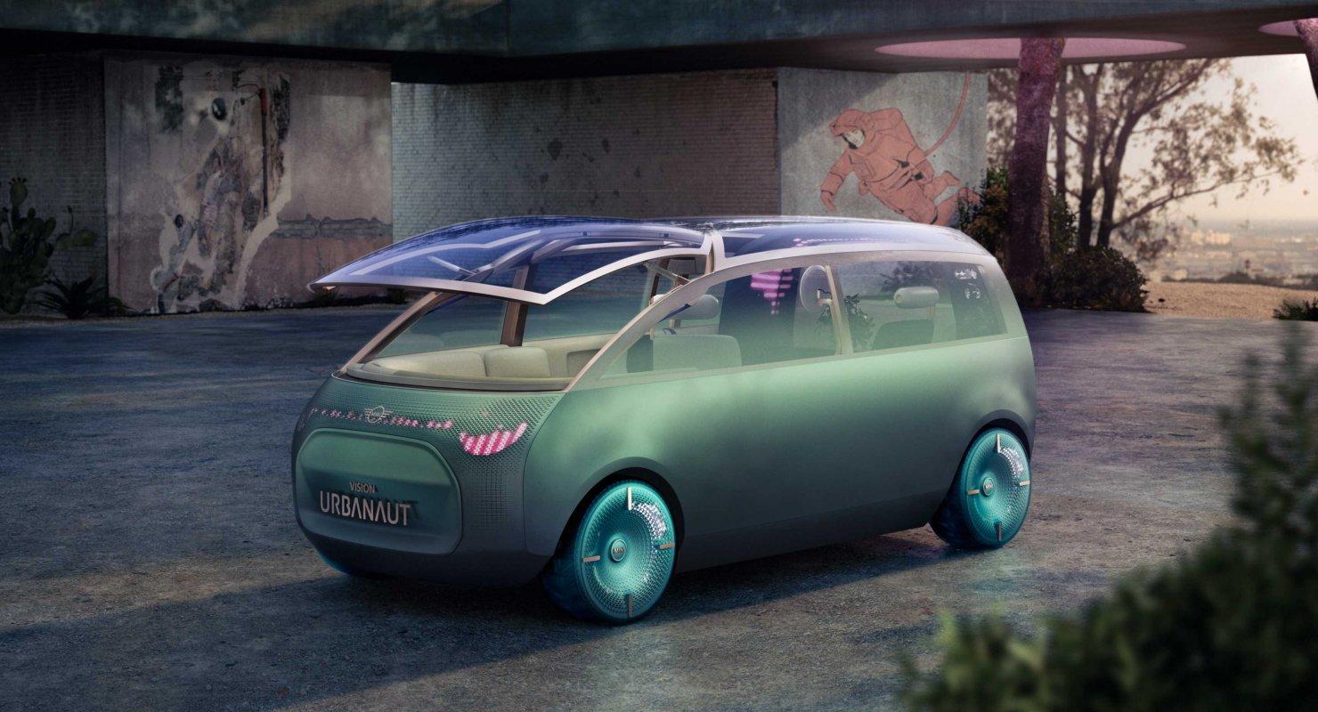BMW готовит компактный кроссовер, лучше X2. Раскрыта первая информация о новом MINI Aceman Автомобили