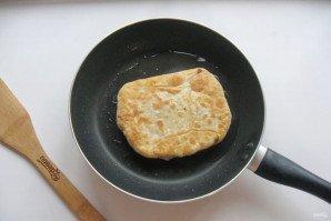 Китайские лепешки с мясом - фото шаг 21