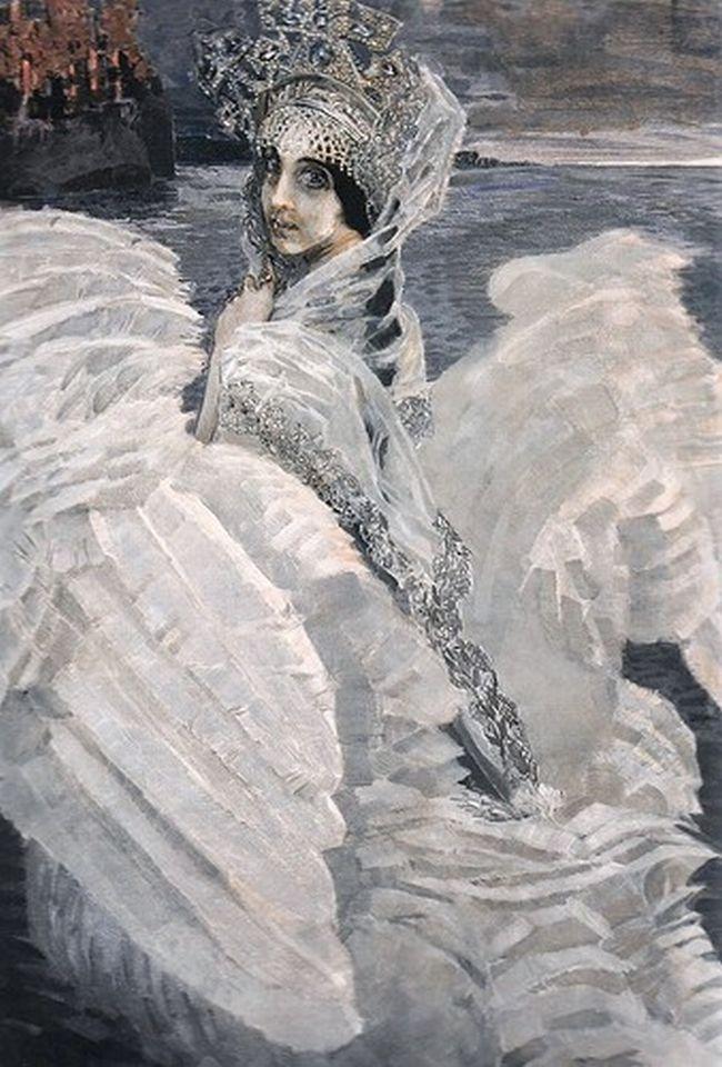 Былинно-сказочный мир Александра Птушко - Ольги Кручининой