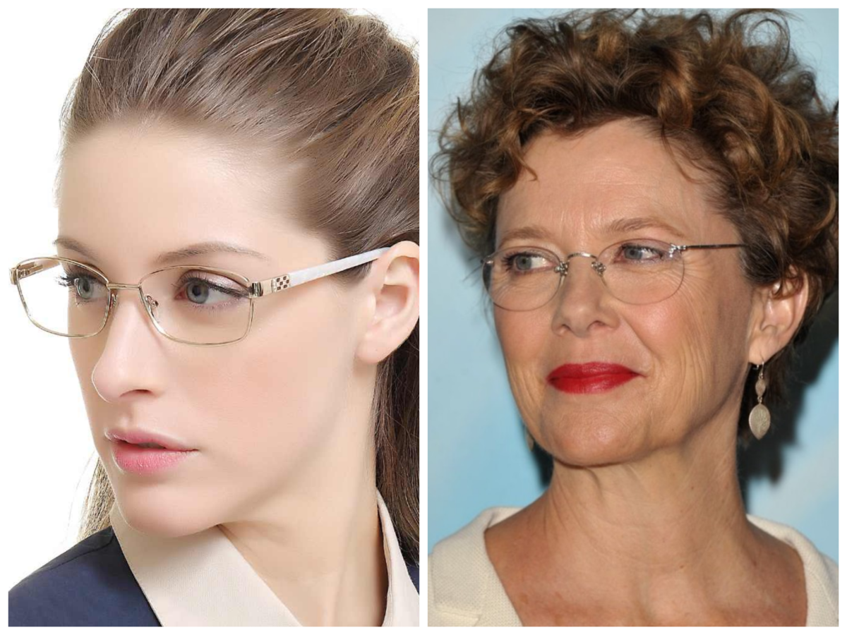 Какие очки прибавляют возраст, а какие нет: выбираем оправу красота,мода и красота,одежда и аксессуары,стиль