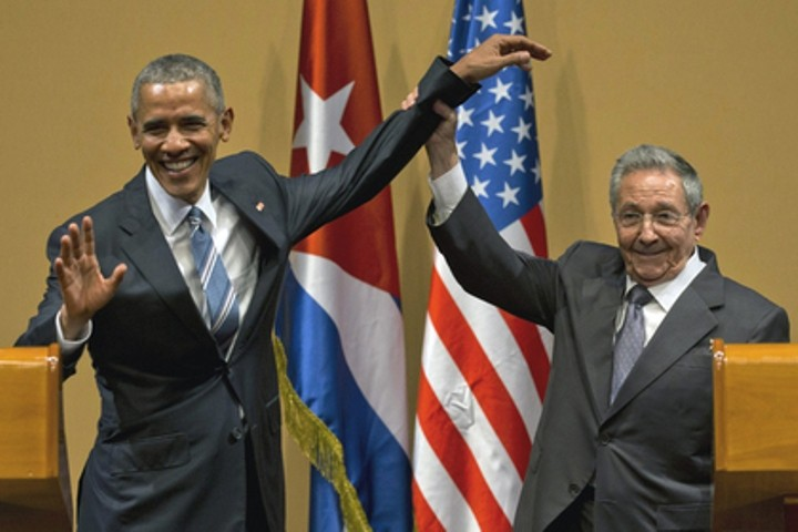 Урок хороших манер для США - вообще и для Обамы - лично