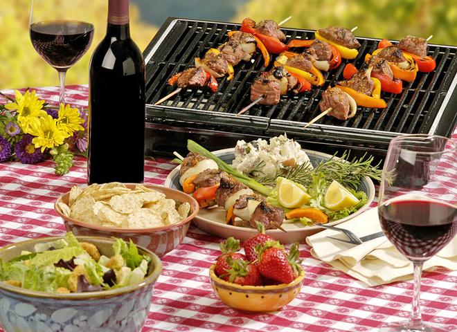 Блюда для пикника весной: пр…